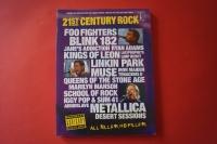 21st Century Rock Volume 3 Songbook NotenbuchVocal Guitar