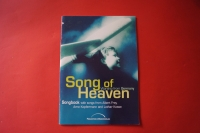 Song of Heaven Songbook Notenbuch Vocal Guitar
