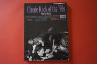 Classic Rock of the 90s Heavy Rock Songbook Notenbuch Vocal Guitar