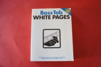 Bass Tab White Pages Songbook Notenbuch Vocal Bass