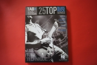 25 Top Blues Rock Songs Songbook Notenbuch Vocal Guitar