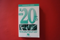 Paperback Songs: 20s Songbook Notenbuch Keyboard Vocal Guitar