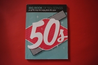 Big Book of 50s Songs Songbook Notenbuch Piano Vocal Guitar PVG