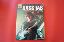 Best of Bass Tab Songbook Notenbuch Vocal Bass