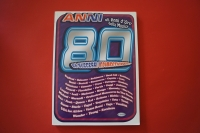 Anni 80 (68 Successi) Songbook Notenbuch Vocal Guitar