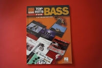 Top Hits for Bass Songbook Notenbuch Vocal Bass