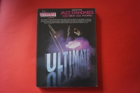 Ultimate Series: Jazz Standards 100 Great Jazz Favorites Songbook Notenbuch Piano Vocal Guitar PVG