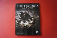 Disturbed - Asylum Songbook Notenbuch Vocal Guitar
