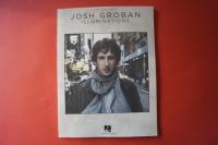 Josh Groban - Illuminations Songbook Notenbuch Piano Vocal Guitar PVG