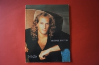 Michael Bolton - The One Thing Songbook Notenbuch Piano Vocal Guitar PVG