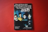 Ash - The Chord Songbook Songbook Vocal Guitar Chords
