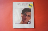 Peter Cincotti - On the Moon Songbook Notenbuch Piano Vocal Guitar PVG