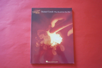 Nickel Creek - Why should the Fire die Songbook Notenbuch für Bands (Transcribed Scores)