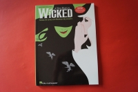 Wicked  Songbook Notenbuch Piano Vocal