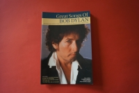 Bob Dylan - Great Songs of Songbook Vocal Guitar Chords