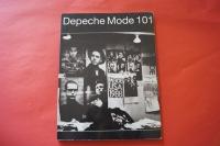 Depeche Mode - 101 Songbook Notenbuch Piano Vocal Guitar PVG