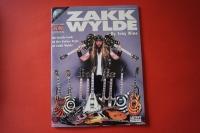 Zakk Wylde - Legendary Guitar Licks (mit CD) Notenbuch Guitar