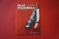Astor Piazzolla - Play Piazzolla Songbook Notenbuch Easy Guitar