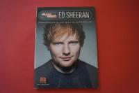 Ed Sheeran - Easy Piano  Songbook Notenbuch Easy Piano Vocal