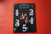 Van Halen - 5 of the Best Volume 1  Songbook Notenbuch Vocal Guitar