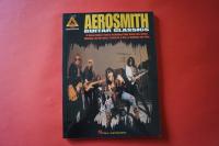 Aerosmith - Guitar Classics Songbook Notenbuch Vocal Guitar