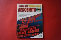 Aerosmith - Ultimate minus One (mit CD) Songbook Notenbuch Vocal Guitar