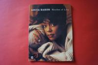 Anita Baker - Rhythm of Love Songbook Notenbuch Piano Vocal Guitar PVG