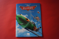 Planes Songbook Notenbuch Piano Vocal Guitar PVG
