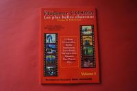 Vladimir Cosma - Les Plus belles Chansons Volume 1 Songbook Notenbuch Piano Vocal Guitar PVG
