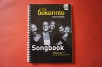 Alte Bekannte (ex Wise Guys) - Wir sind da Songbook Notenbuch Vocal Guitar