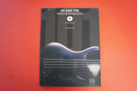 101 Bass Tips (mit CD) Bassbuch