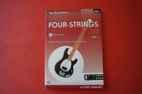 Four Strings Volume 1 (Bass-Schule) Bassbuch