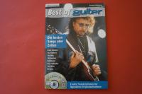Best of Guitar Volume 2 (mit CD) Gitarrenbuch