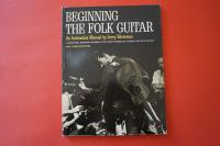 Beginning the Folk Guitar Gitarrenbuch