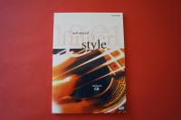 Advanced Finger Style (mit CD) Gitarrenbuch