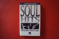 Paperback Songs: Soul Hits Songbook Notenbuch Keyboard Vocal Guitar
