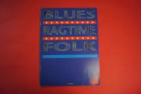 Blues Ragtime Folk Songbook Notenbuch Guitar