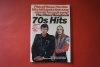 70s Hits (The Chord Songbook) Songbook Notenbuch Vocal Guitar Chords