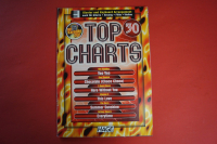 Hage Top Charts Heft 30 (mit CD) Songbook Notenbuch Piano Vocal Guitar PVG