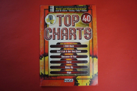 Hage Top Charts Heft 40 (mit CD) Songbook Notenbuch Piano Vocal Guitar PVG