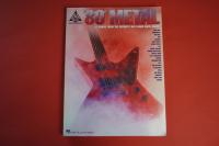 80s Metal Songbook Notenbuch Vocal Guitar
