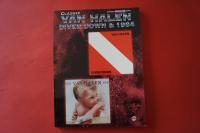 Van Halen - Diver Down & 1984 Songbook Notenbuch Vocal Guitar