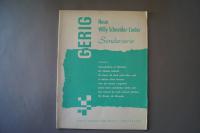 Gerig Sonder-Serie Neue Willy Schneider-Lieder Notenheft