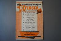 Die dollsten Dinger für 10 Finger Heft 37 Notenheft