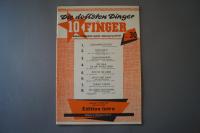 Die dollsten Dinger für 10 Finger Heft 30 Notenheft