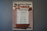 Die dollsten Dinger für 10 Finger Heft 53 Notenheft
