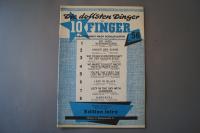 Die dollsten Dinger für 10 Finger Heft 56 Notenheft