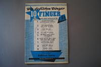 Die dollsten Dinger für 10 Finger Heft 51 Notenheft