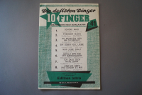 Die dollsten Dinger für 10 Finger Heft 41 Notenheft