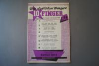 Die dollsten Dinger für 10 Finger Heft 44 Notenheft